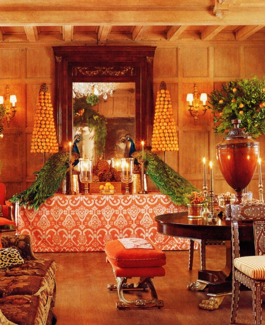 Interior Design By Mary McDonald · Mary McdonaldMcdonaldsChristmas  InspirationHoliday DecoratingDecorating ...