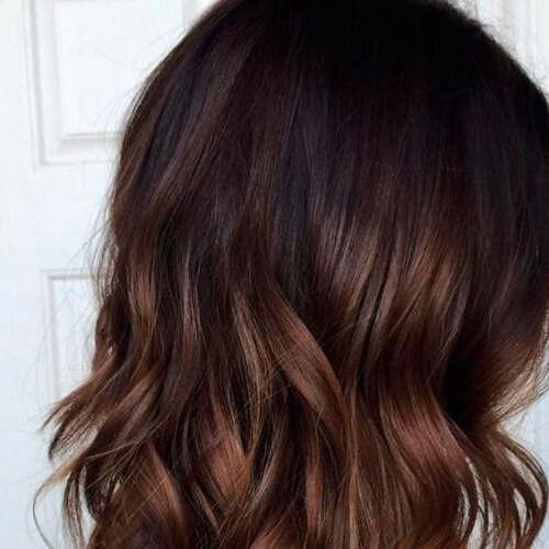 45 kreative braune Ombre Haar-Ideen Brown Ombre Haar ist ohne Zweifel eine der b…
