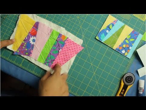 In this week's video tutorial I teach you how to make cute and simple fabric postcards…that you can actually send off in the mail.      This a great beginner project that even kids can do!  It requires some fabric and batting scraps, rulers, rotary cutter + mat (or a pair of scissors),printer paper or cute scrapbooking paper and some kind of fab…Lisa M