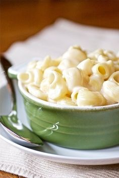 Panera's mac and cheese recipe. This will make my daughter and granddaughter happy.