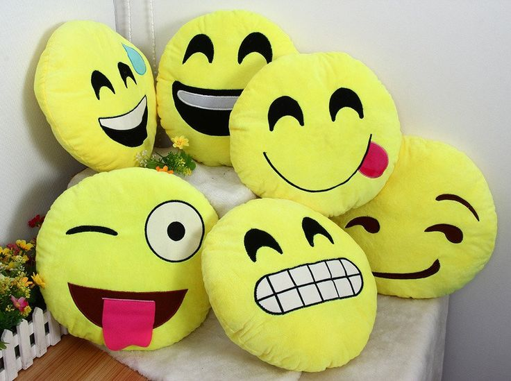 FREE: Soft and funny emoji throw pillows. For a LIMITED time you can get this beautiful decoration for FREE, just pay shipping!    Item Specifications: High q