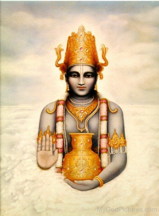 Dhanvantari Photo-yu206