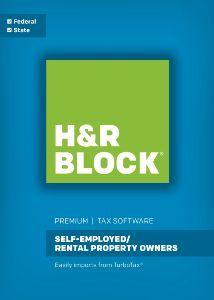 H&R Block 2016 Premium - Windows [Digital Download]