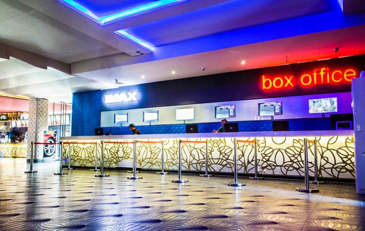 Cinestar IMAX Lahore Pakistan designed by ARCHITECTS INC is one of the very first imax to open in Pakistan.