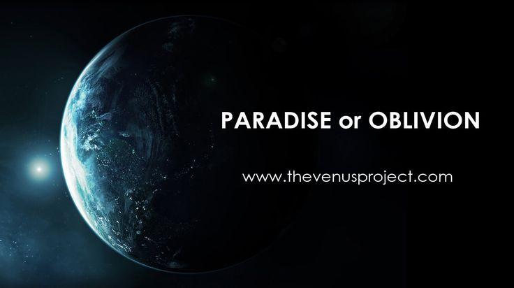 @VENUS Presents;~#ChangeTheGame~ Paradise/Oblivion The Message IsCLEAR!    Lets #GetStartedNOW