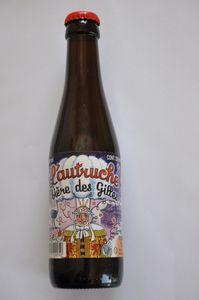 Autruche (Bière des Gilles) - Bierebel.com, la référence des bières belges