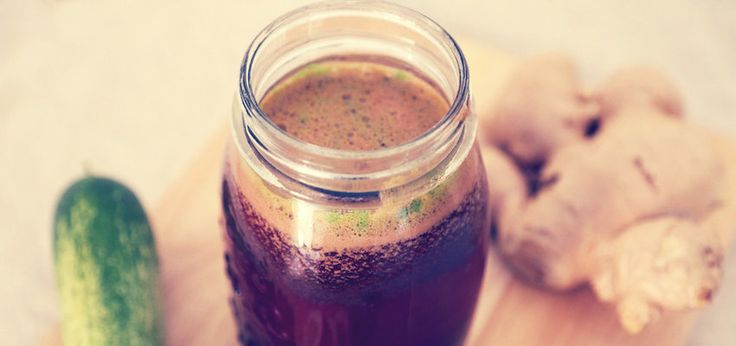 A Juice To Detox From Heavy Metals