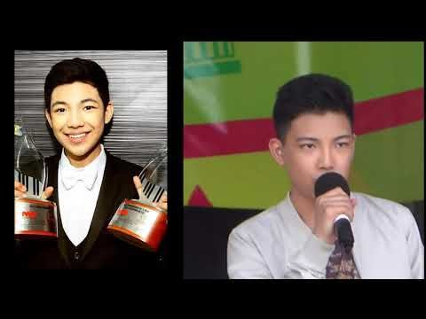 DARREN ESPANTO   Rounds Of Applauded Performances Abroad part1