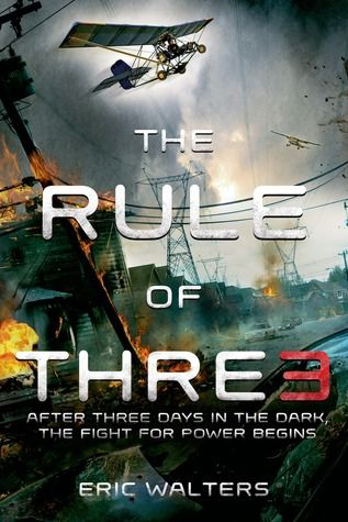 The Rule of Three by Eric Walters 2015 WINNER