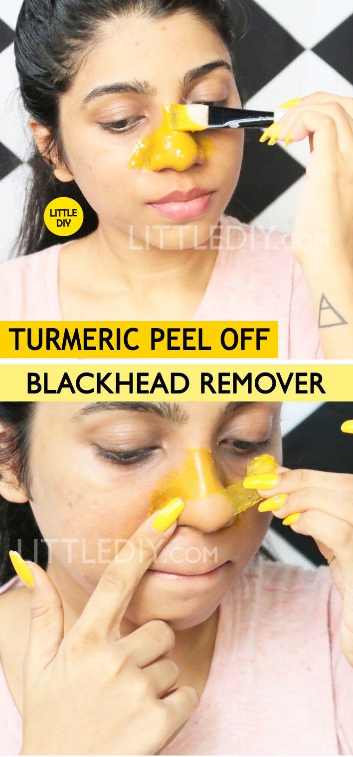 TURMERIC BLACKHEAD REMOVER