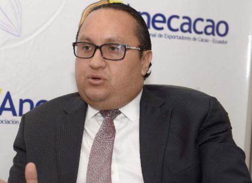 Investiga Innova Cacao Chocolate  -  Research Innova Cocoa Chocolate: Juan Pablo Zúñiga, presidente de la Asociación de ...