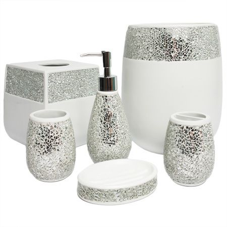 Bathroom Accessories Sets best 25+ bath accessories ideas on pinterest | bath, homemade bath