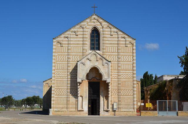 Santa Maria del Casale in Apulien