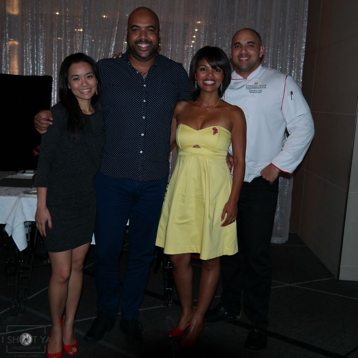 #LiveTheCrystalLife a night of pure decadence with Beatrice Chan @lachicnomad, photographer Adrian Saayman & Chef Terence Ford #TowersRestaurant #food #chef   Read my #blog here > www.queenbeemarketing.co.za/blog