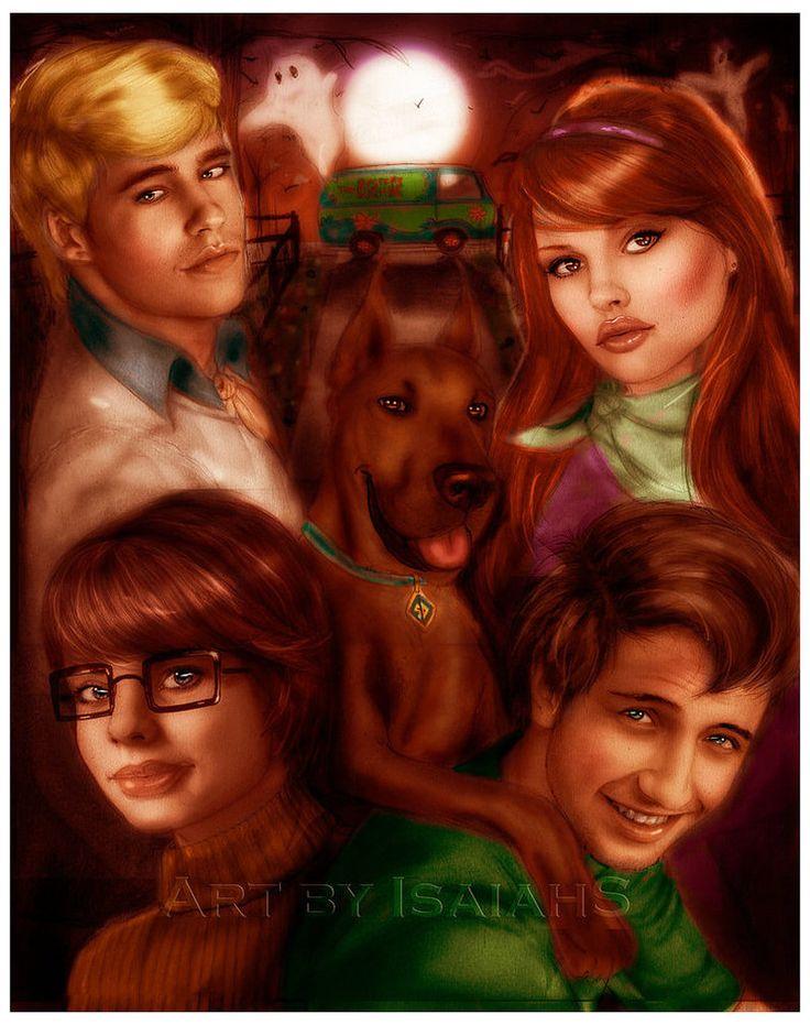 Scooby Doo by =IsaiahStephens on deviantART
