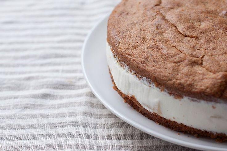 Italian Pear and Ricotta Cake-Favorite Cake on Amalfi Coast