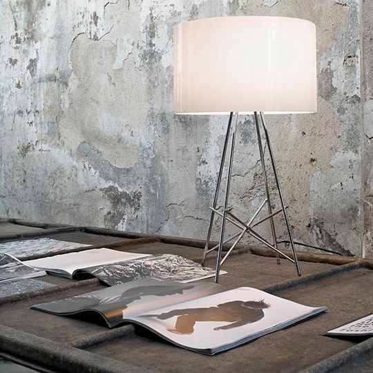 Flos table lamp model Ray T