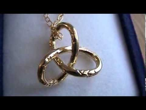 Sacred Jewelry: Gold and Silver Rings, Pendants, and Bracelets - Page 1