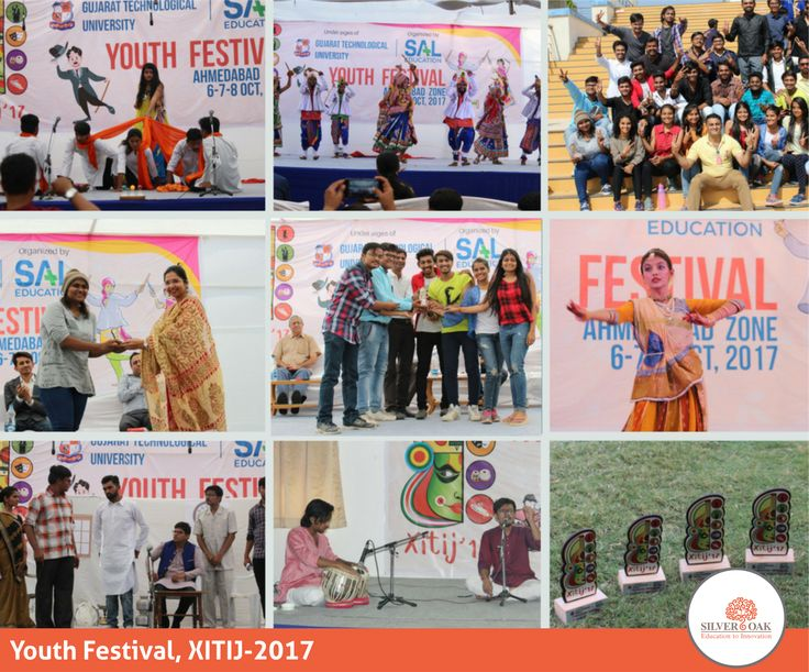 Just back from the Diwali break and we have a historical information to share. Why is it historical? Here is the answer! Under the guidance of team manager Professor Chintan Vaghela, a group of students from Silver Oak Group of Institutes represented the college at the Youth Festival, XITIJ-2017, conducted by Sal Engineering College. Result? A record-breaking win with six trophies in different events to bring back to the institute. #BigWin #Congratulations #YouthFestival #SixTrophies…