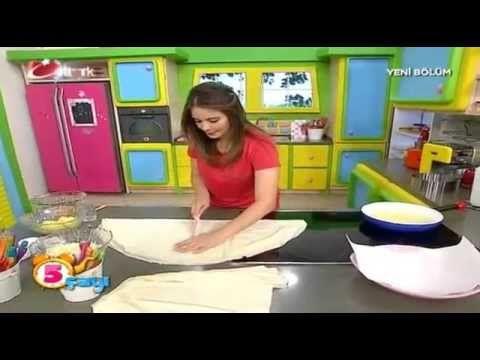 Bardak Böreği Tarifi
