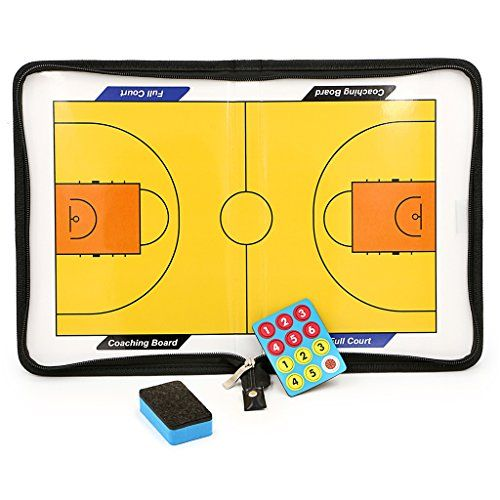 BTSKY Basketball Coach Magnetic Board Winning Strategy Board with Zipper, Perfect Leather Basketball Tacti No description http://www.comparestoreprices.co.uk/december-2016-6/btsky-basketball-coach-magnetic-board-winning-strategy-board-with-zipper-perfect-leather-basketball-tacti.asp