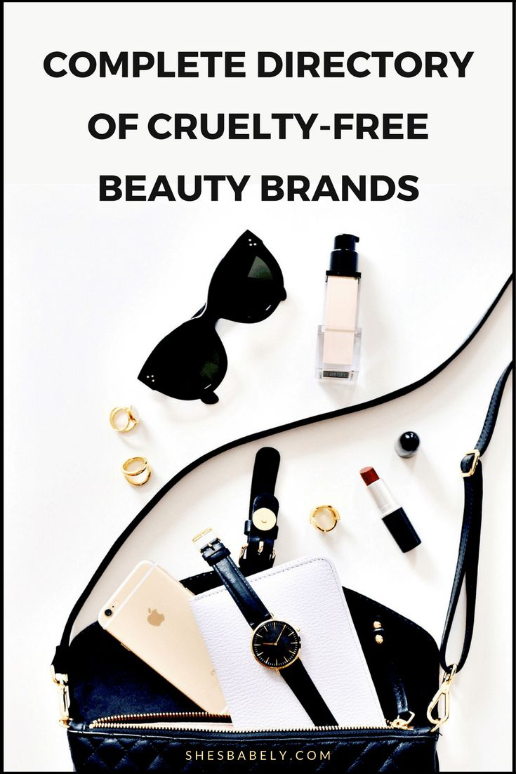 Directory Of Cruelty-Free Beauty And Makeup Brands - Is your makeup cruelty-free? Check here!     Unboxing cruelty-free beauty best subscription boxes - cruelty-free beauty box subscriptions