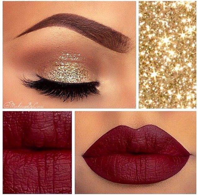 La couleur marsala s'affiche sur nos lèvres pour les fêtes