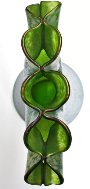 Secesní váza Loetz