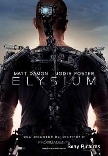 Trailer de Elysium, la nueva película de Matt Damon (en Español)