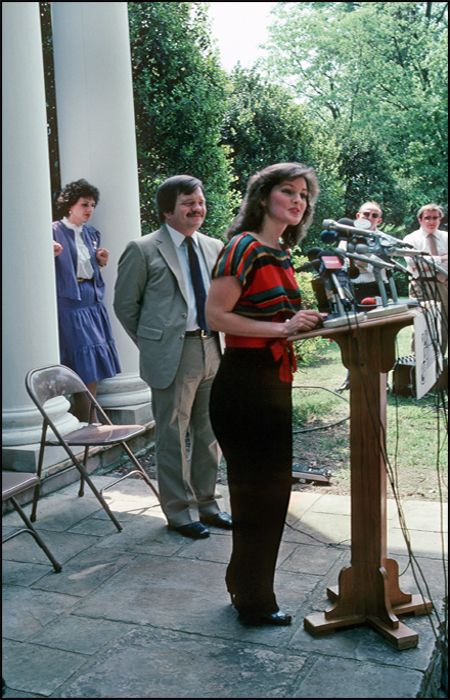 Priscilla Presley welcomes fans to Graceland during its ...
