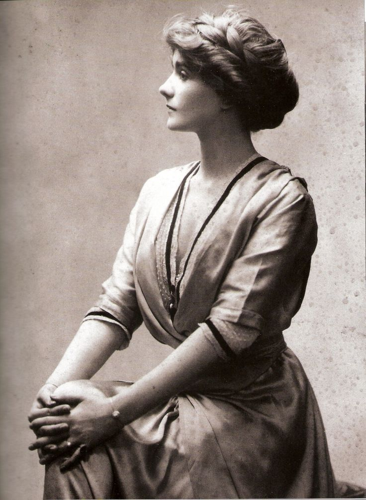 Coco Chanel - the definitive Edwardian beauy