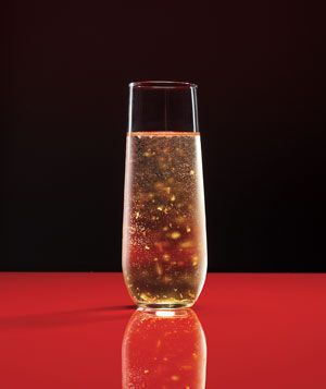 Spiked Sparkling Cider | Get the recipe: http://www.realsimple.com/food-recipes/browse-all-recipes/spiked-sparkling-cider-00000000047347/index.html