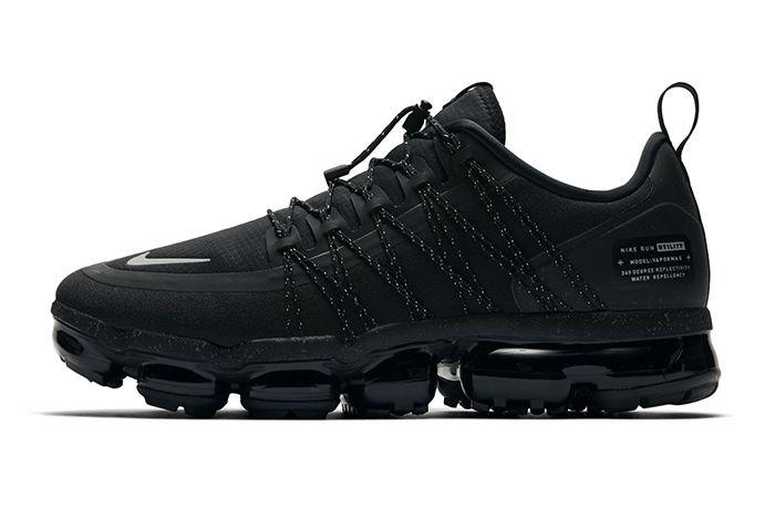 eae54d882e Nike's Air VaporMax Run Utility Gets the 'Triple Black | FTW_Sneaker ...