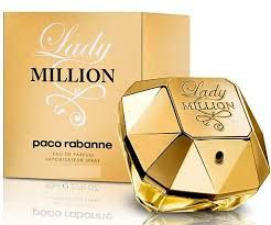 Lady Million de Paco Rabanne (floral amaderado)