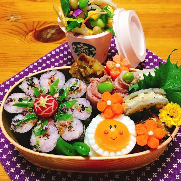 今日から3月。春はまだ遠そうだけど、とりあえずご飯をピンクにしてみた。関係無いか…💦 ・ 昨日は夜時間があったので、蓮根のはさみ揚げ風、肉ジャガならぬ、牛すじジャガなど作ってみた。 ・ スタバプリンの容器入りのサラダ付き💖✨ ・ #曲げわっぱ弁当 #曲げわっぱ #わっぱ弁当 #自分弁当 #お弁当 #ランチタイム #ランチボックス #料理  #クッキング #クッキングラム #デリスタグラマー #花おすし #海苔巻かず #magewappa #wappabento #japanesefood #obento #lunch #lunchtime #japaneselunchbox #salad #plumrice #yummy #cookingram #delistagrammer #instagood #instafood #washoku #lin_stagrammer