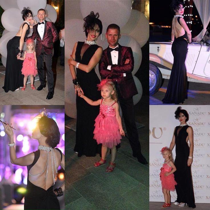 İvan ve ailesine özel günlerinde @alcheracom özel kreasyonundan giyinmeyi seçtikleri için teşekkürler!!