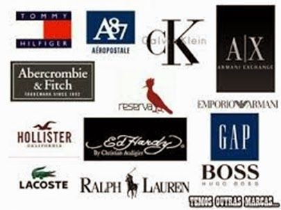 Importar roupas – Aprenda como importar roupas de marcas famosas - Importar roupas para revender e ganhar 300% de lucros sem sair de sua casa.