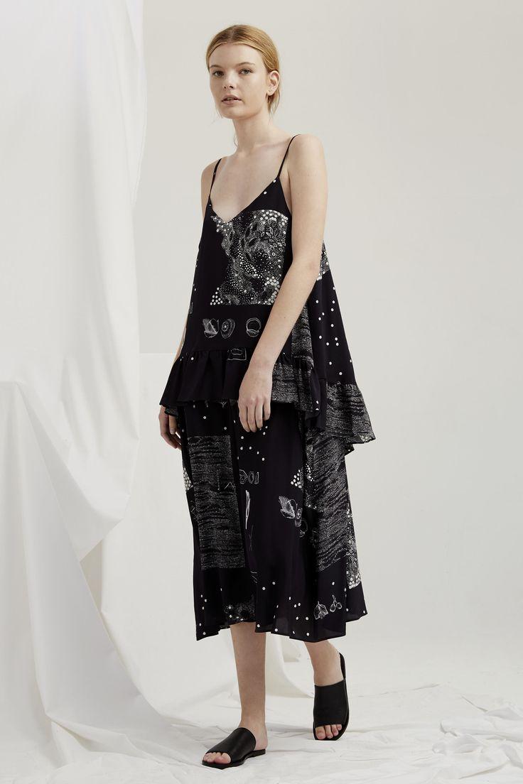Parasol Dress - Collector Print