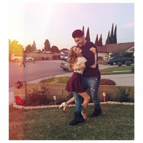 Chachi Gonzales and Josh Leyva