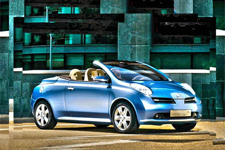 Nissan Micra Cabrio/convertible - Simotas car rental - Kefalonia car hire