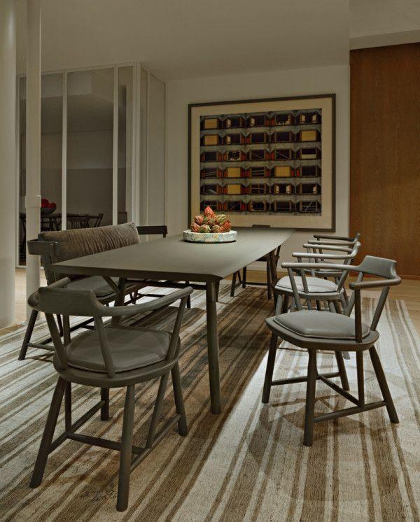 Heath & Oiseau for Dutch furniture maker Linteloo