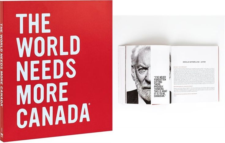 THE WORLD NEEDS MORE CANADA by Heather Reisman | Available at Indigo