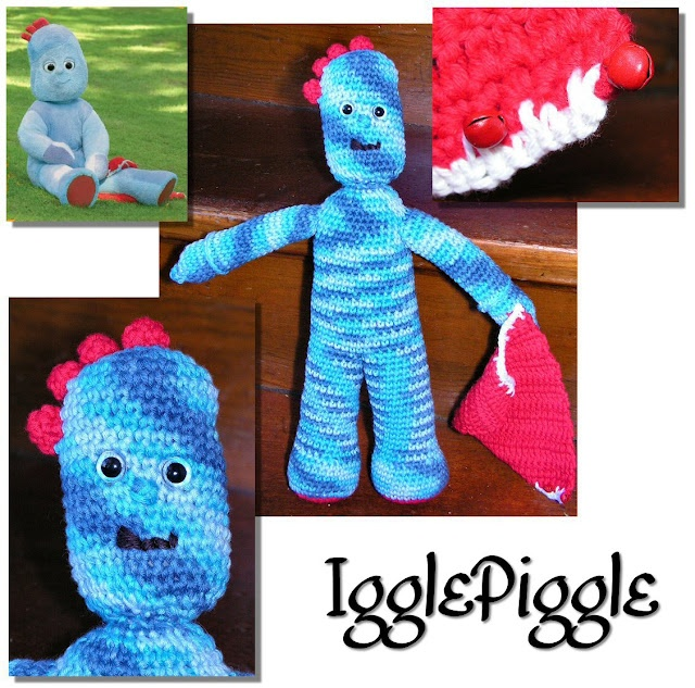 Knitting Pattern Iggle Piggle : Link ti Iggle Piggle crochet pattern.....you need to ...