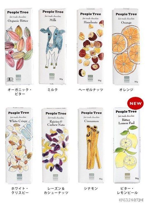 【日式美学】如此高颜值的包装还不赶 设计...@笑容先生采集到包装(242图)_花瓣