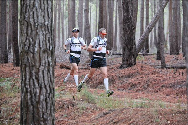 AfricanX Trail Run - South African