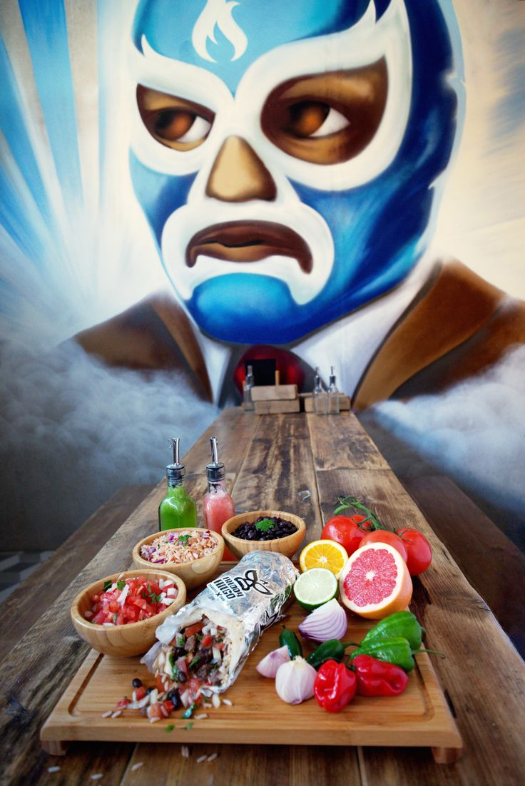 Freddy Fuego, Burrito Bar, Hausmanns gate 31a