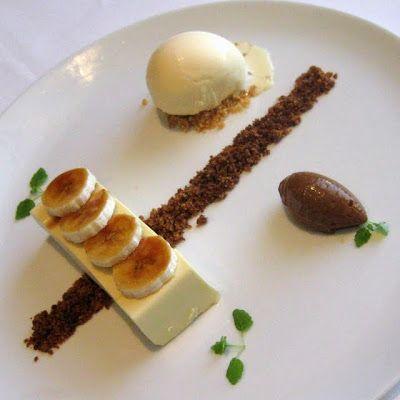 Dessert by Australian chef Matt Moran