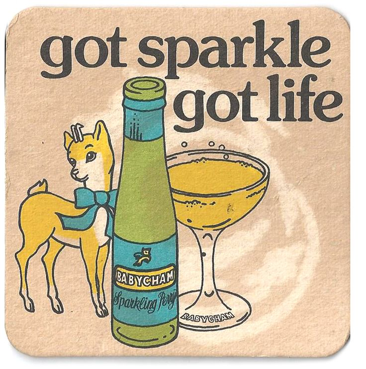 17 Best Babycham Images On Pinterest Childhood Memories