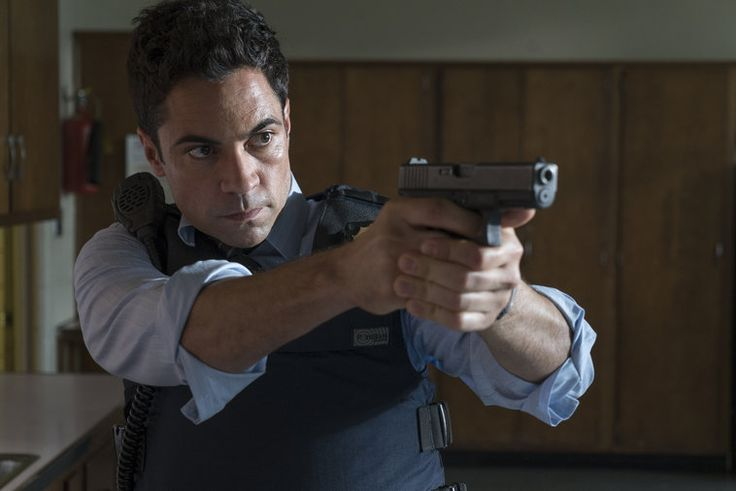 """Photos from """"Holden's Manifesto"""" Photos from Law & Order: Special Victims Unit on NBC.com. 1604. Danny Pino as Detective Nick Amaro."""