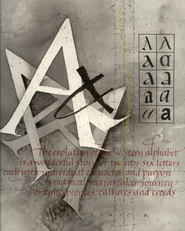 104 best Calligraphy  Mixed Scripts images on Pinterest - invitation letter australia